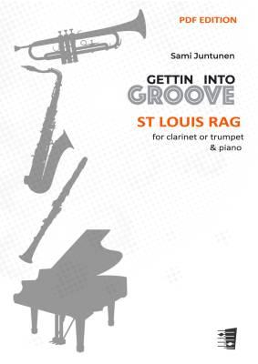 St Louis Rag - clarinet or trumpet & piano (PDF)