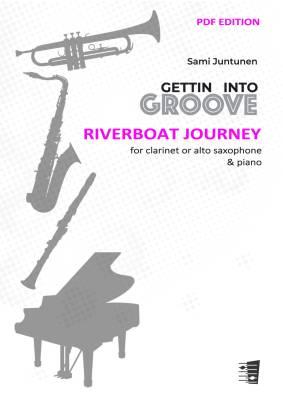 Riverboat Journey - clarinet or alto saxophone & piano (PDF)