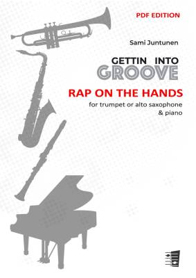 Rap on the Hands - trumpet or alto saxophone & piano (PDF)