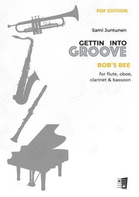 Bob's Bee - Flute, oboe, clarinet & bassoon (score & parts) (PDF)