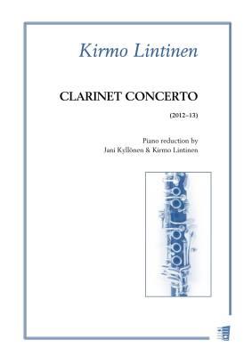 Clarinet Concerto - Solo part & piano reduction