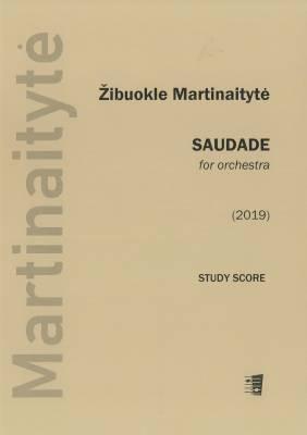 Saudade : study score (2019)