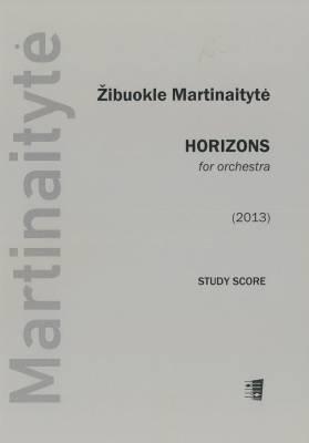 Horizons : study score (2013)