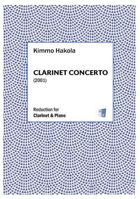 Clarinet Concerto (2001) - Solo part & piano reduction