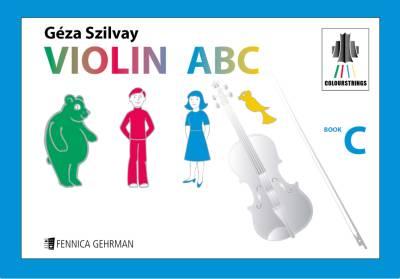 Colourstrings Violin ABC: Book C (epub)