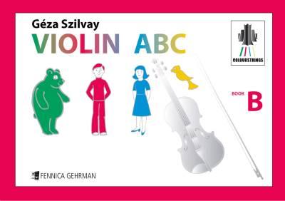 Colourstrings Violin ABC: Book B (epub)