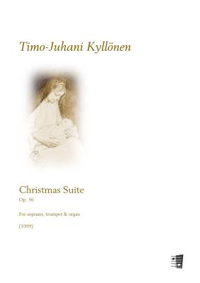 Christmas Suite op. 56 - Soprano, trumpet & organ