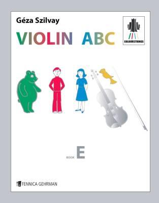 Colourstrings Violin ABC: Book E (epub)