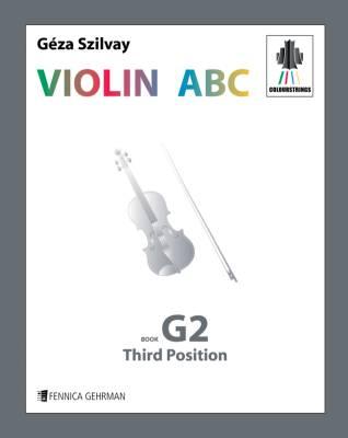 Colourstrings Violin ABC: Book G2 (epub)