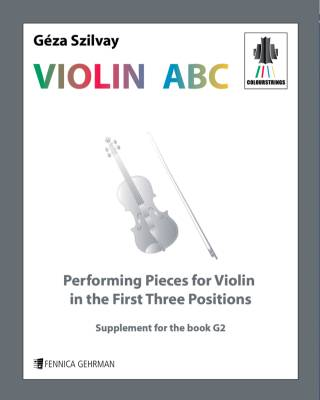 Colourstrings Violin ABC: Supplement for the book G2 (epub)