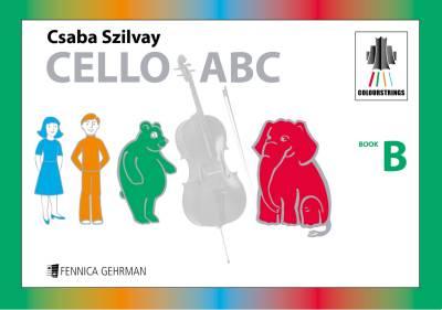 Colourstrings Cello ABC: Book B (epub)