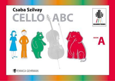 Colourstrings Cello ABC: Book A (epub)