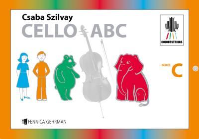 Colourstrings Cello ABC: Book C (epub)