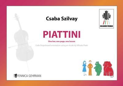 Colourstrings Cello ABC: Piattini (epub)