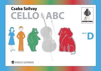 Colourstrings Cello ABC: Book D (epub)