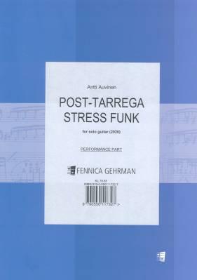 Post-Tarrega Stress Funk (2020) : guitar