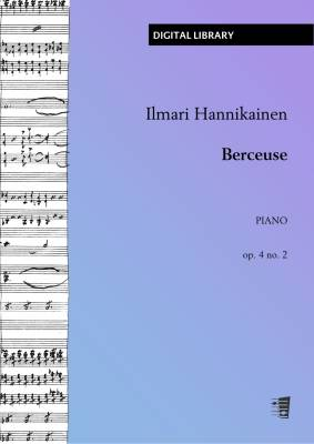 Berceuse - Piano (PDF)