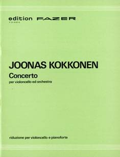 Concerto for Violoncello and Orchestra / Sellokonsertto