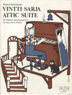 Vintti-sarja / Attic-suite