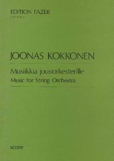 Music for String Orchestra