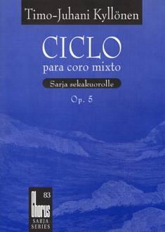 Ciclo para coro mixto op 5