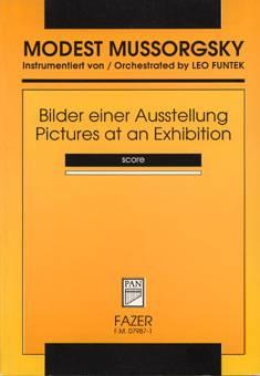 Pictures at an Exhibition / Näyttelykuvia