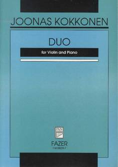 Duo for Violin and Piano