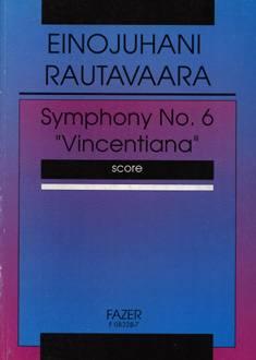 "Symphony No. 6 ""Vincentiana"""