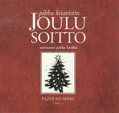 Pikku kitaristin joulusoitto / Christmas Songs for a Little Guitar Player