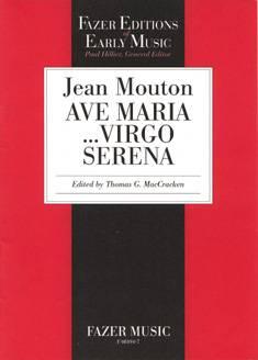 Ave Maria... Virgo Serena