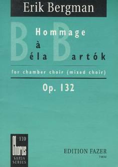 Hommage a Bela Bartok op 132
