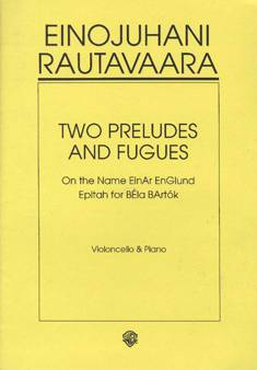 Two Preludes and Fugues / Kaksi preludia ja fuugaa