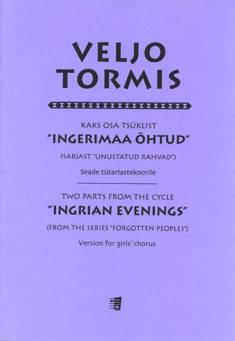 "Two parts from the cycle ""Ingrian Evenings"" / Kaks osa tsüklist ""Ingerimaa ohtud"""