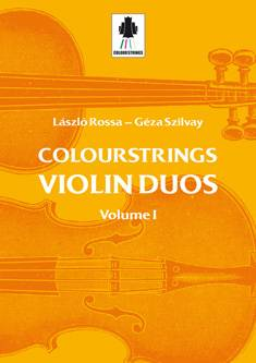 Colourstrings violin duos - Volume 1
