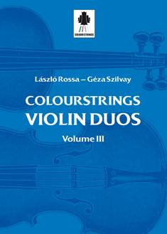 Colourstrings violin duos - Volume 3